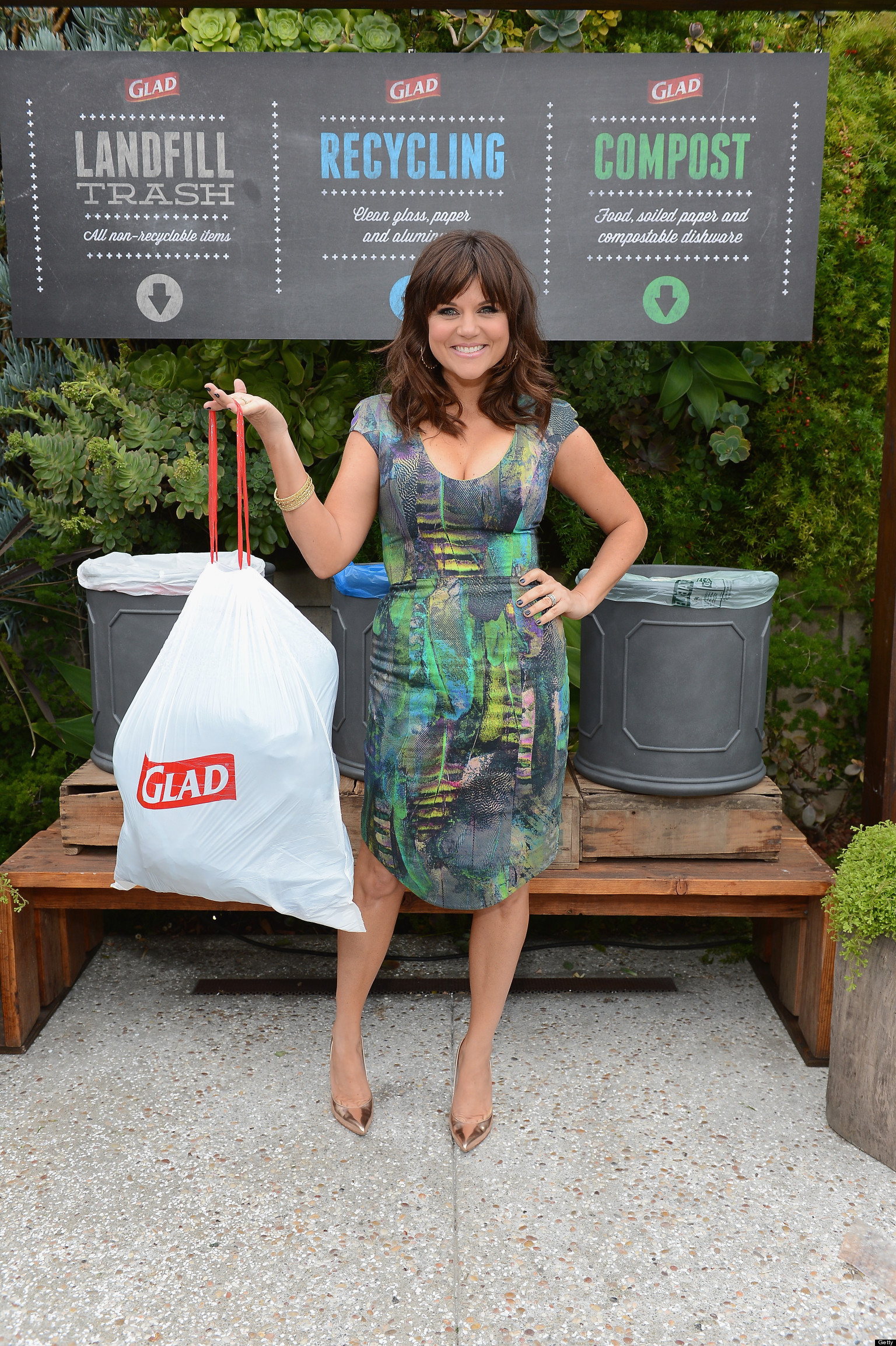 Tiffani Thiessen Talks 'White Collar,' 'Saved By The Bell' And Party ...