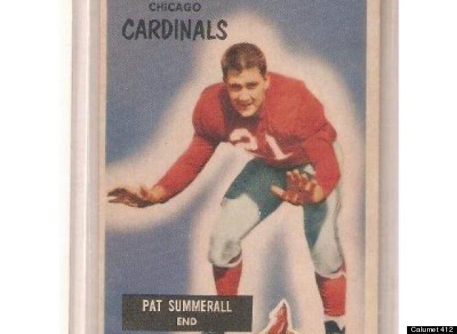 pat summerall chicago cardinals