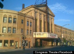 Congress Theater Chicago
