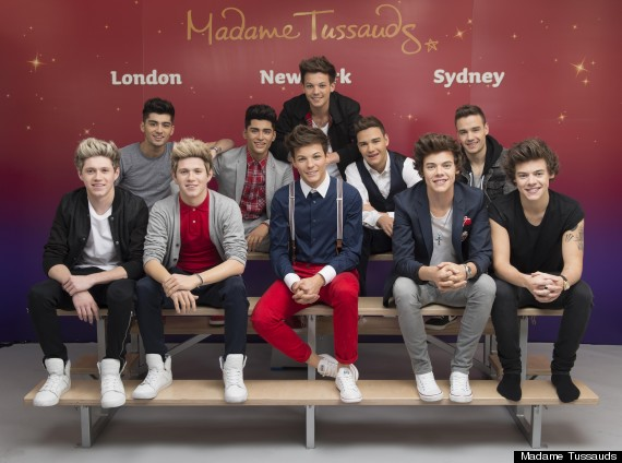 one direction waxworks