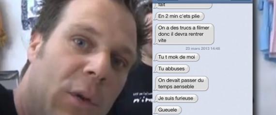 RMI GAILLARD SMS CONFESSIONS INTIMES TF1