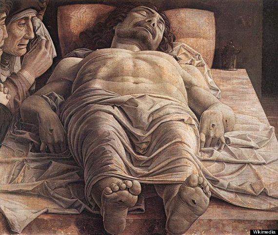 human cadaver art