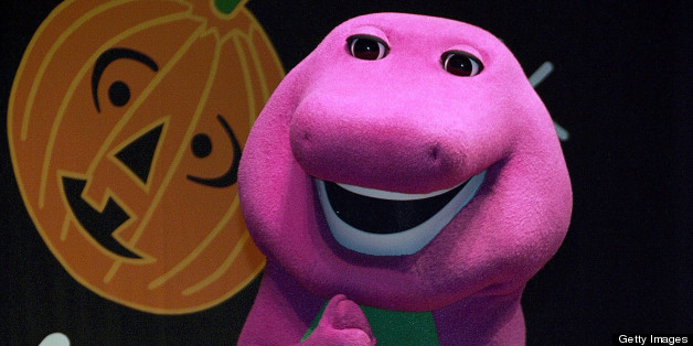 meet barney the dinosaur uk