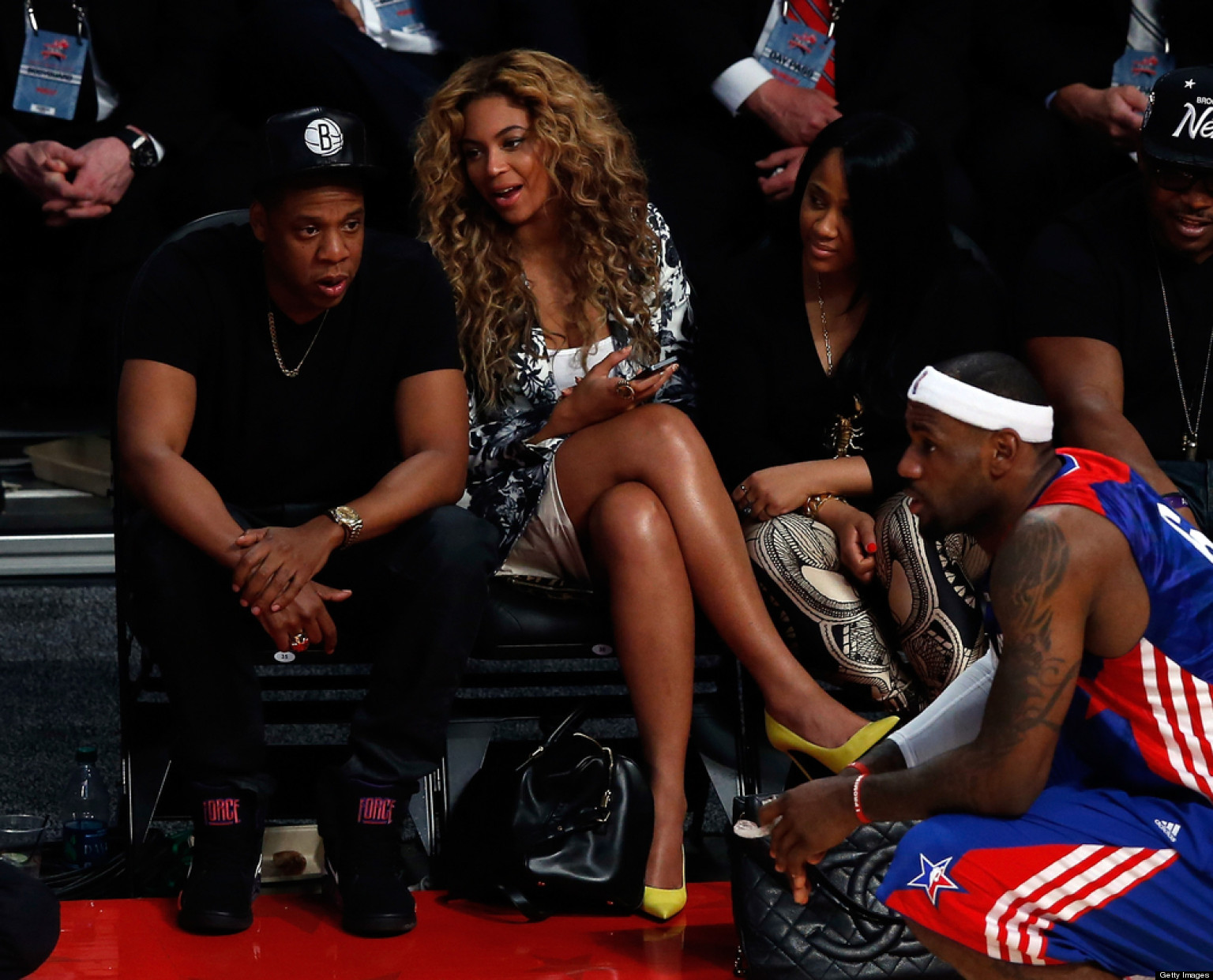 Proof Jay-Z & Beyonce Are The Most Important Couple Alive?
