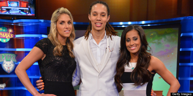 delle donne griner and diggins