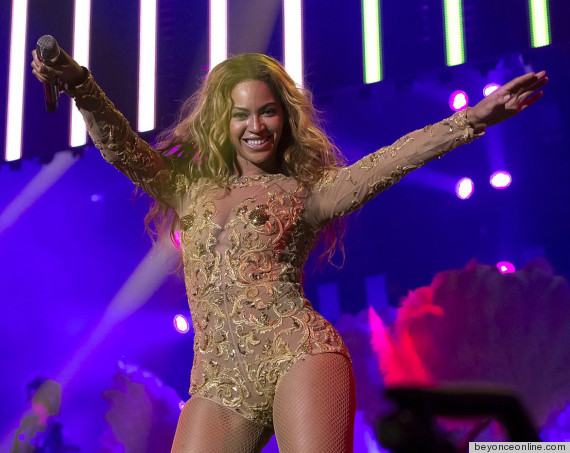 Trashy? Beyonce costume theme for her Mrs. Carter concert tour appears to be 'Nip**es' (PHOTOS)