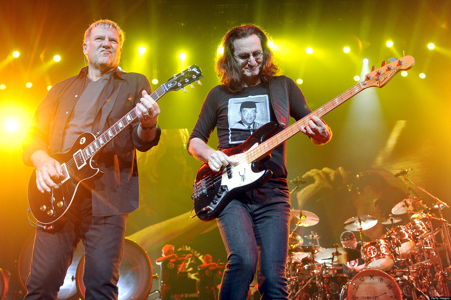 Rush Ultimate Nerd Band Feted At Rock And Roll Hall Of