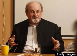 Salman Rushdie Talks Novels, Terror And News At CU-Boulder