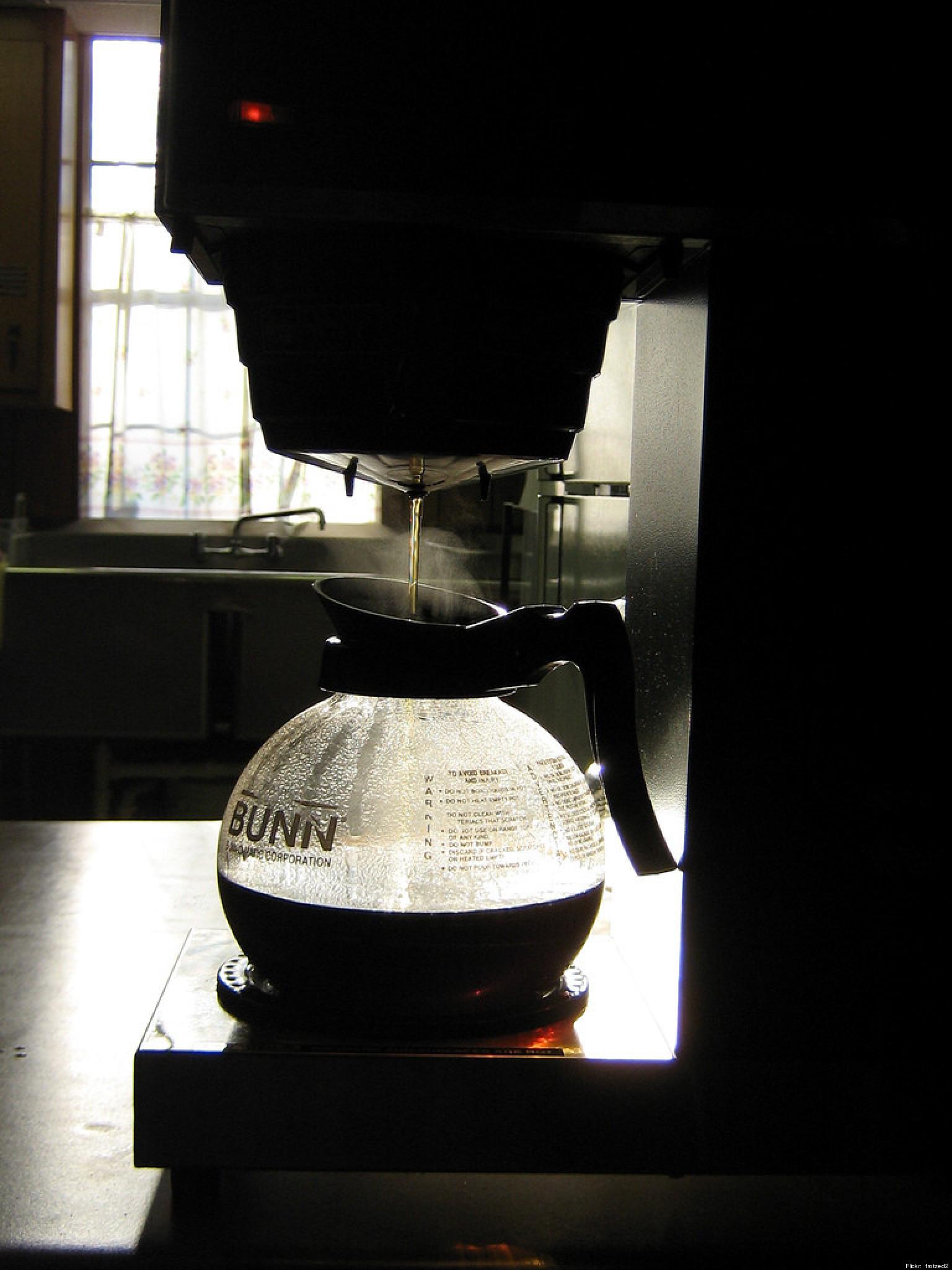 Boil Water In Coffee Maker