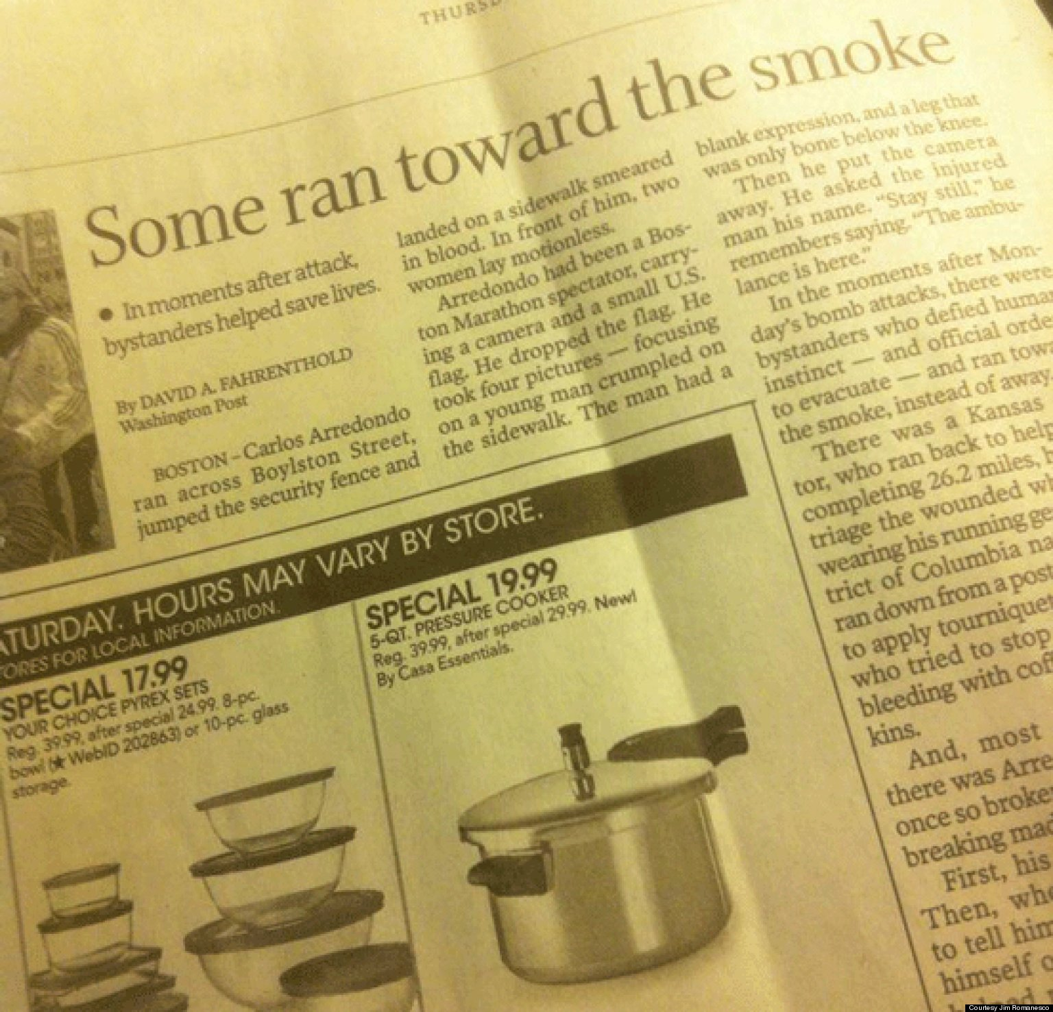 FAIL: Local Paper's Unfortunate Pressure Cooker Ad