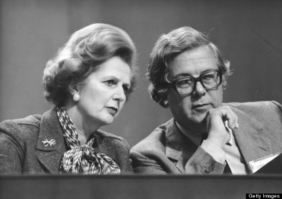 Geoffrey howe on margaret thatcher why the former prime minister was