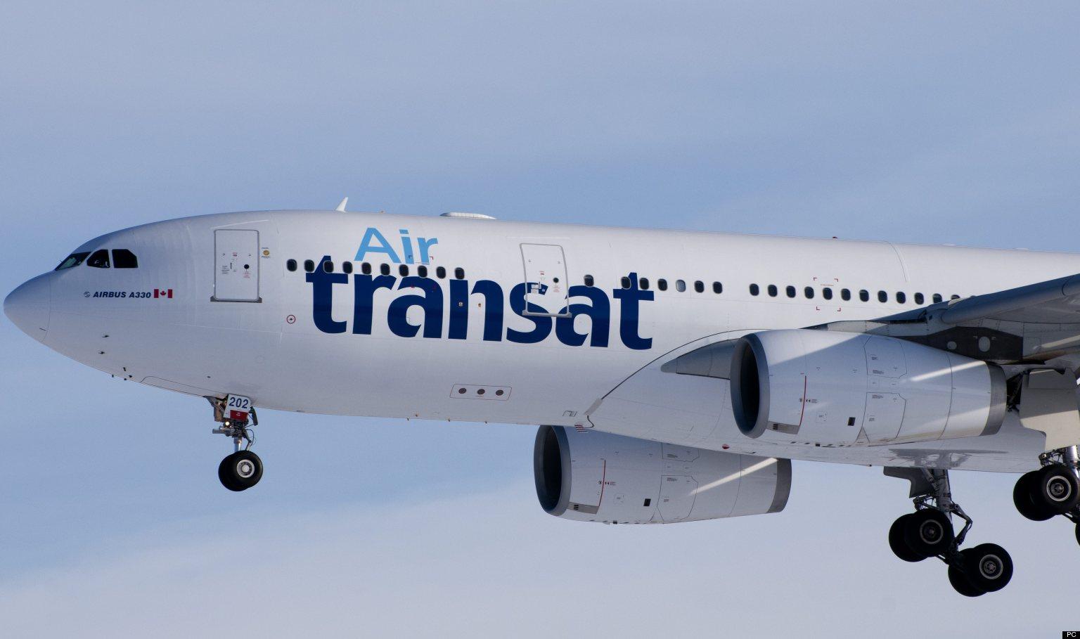 Air transat louera des avions d 39 un transporteur fran ais for Avion air transat interieur