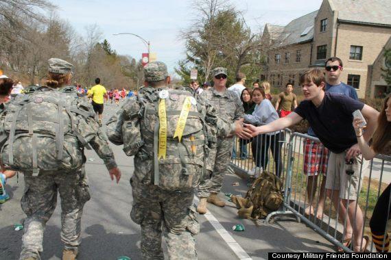 soldiers save lives marathon