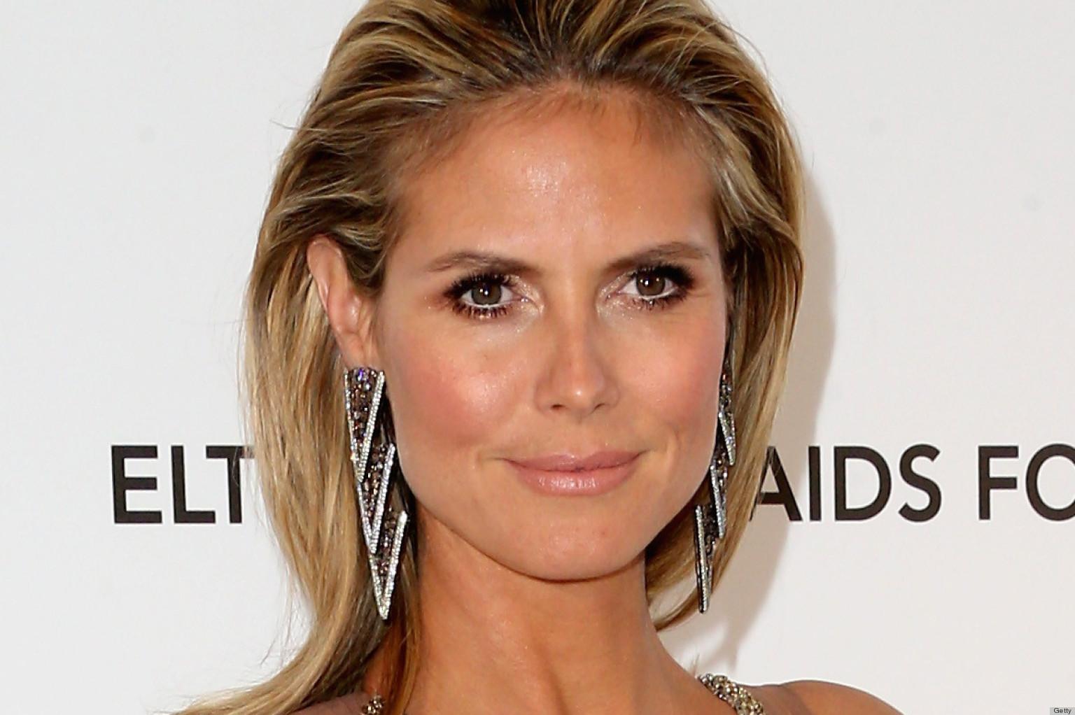Heidi Klum: Heidi Klum Without Makeup Is As Gorgeous As You'd Expect