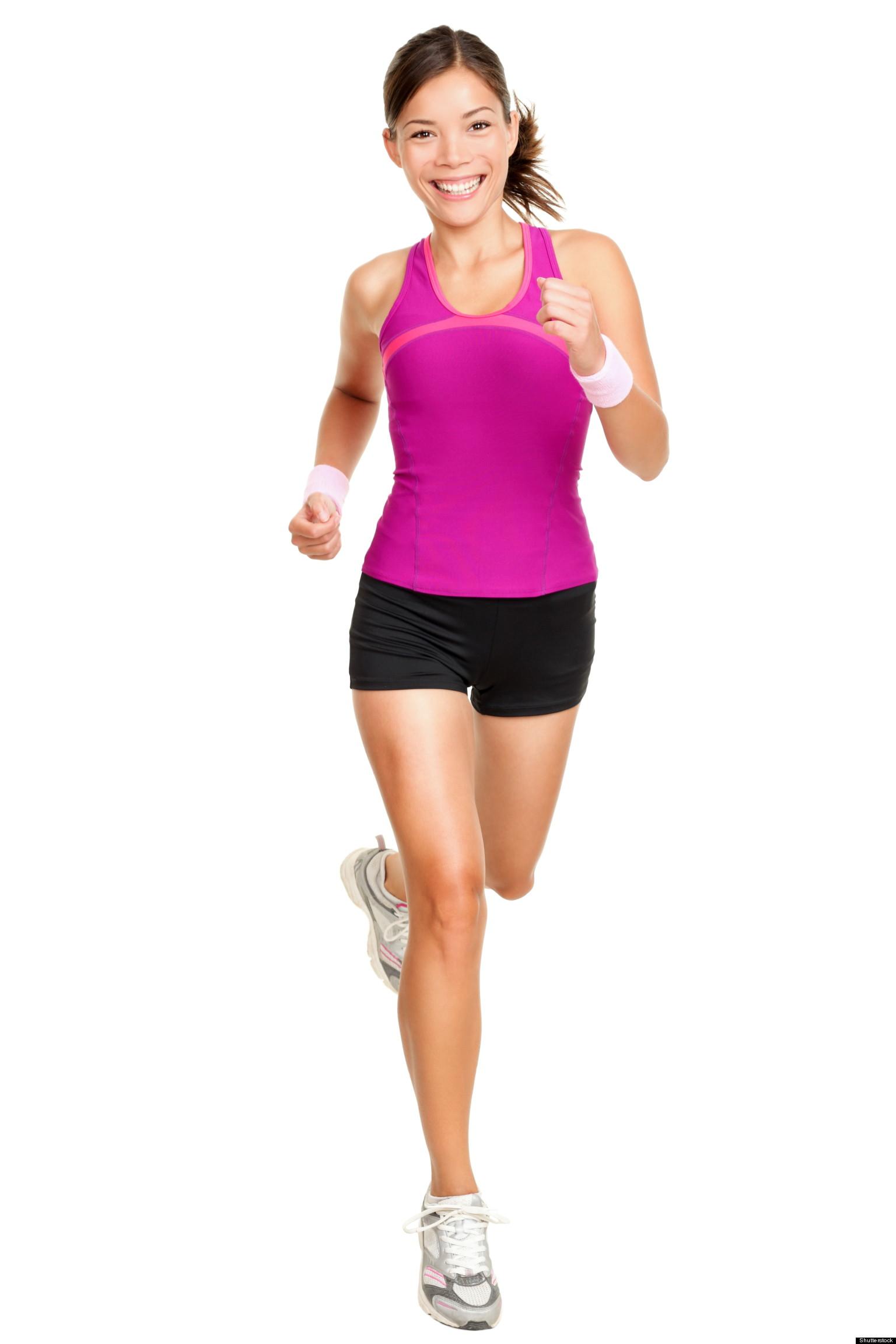 Фитнес девушка в белом 5 фотография