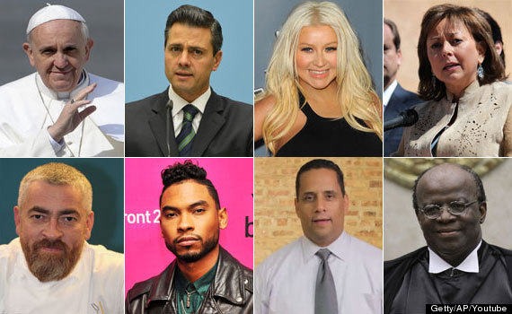 time most influential latinos