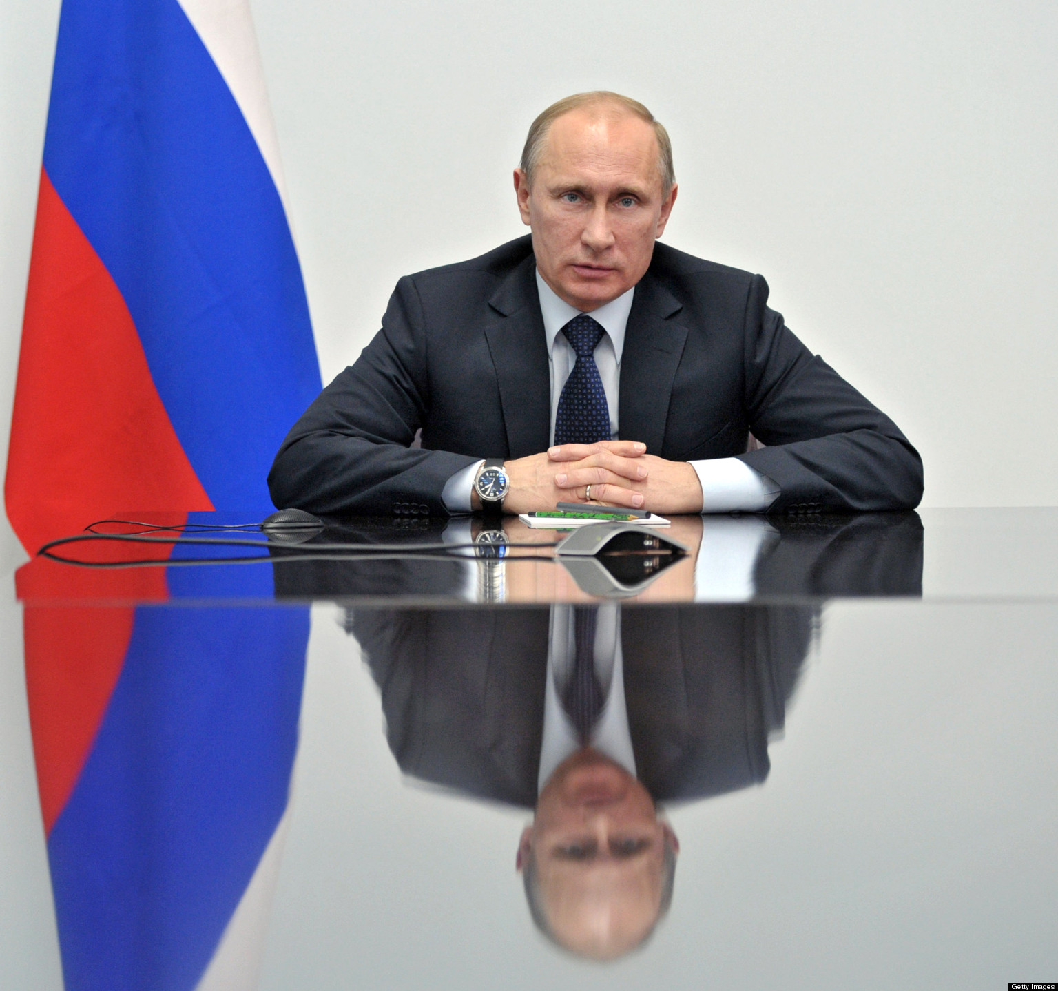 Putin: Boston Marathon Bombings A 'Disgusting' Crime