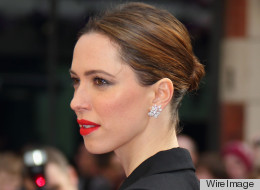 PHOTOS: Rebecca Hall's Jumpsuit Is Anne Hathaway Levels Of Racy