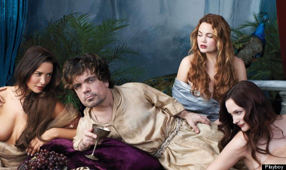 peter dinklage playboy