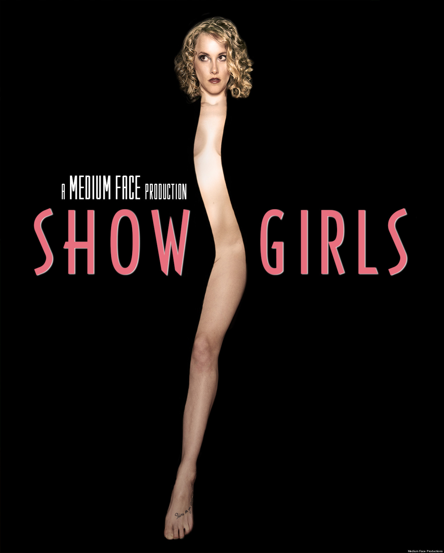 how to become a showgirls