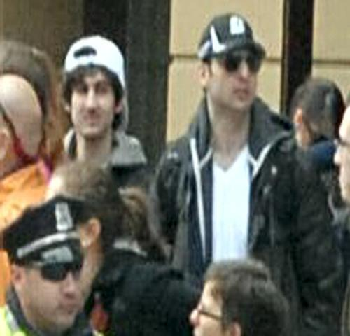 boston bombing suspects new photos