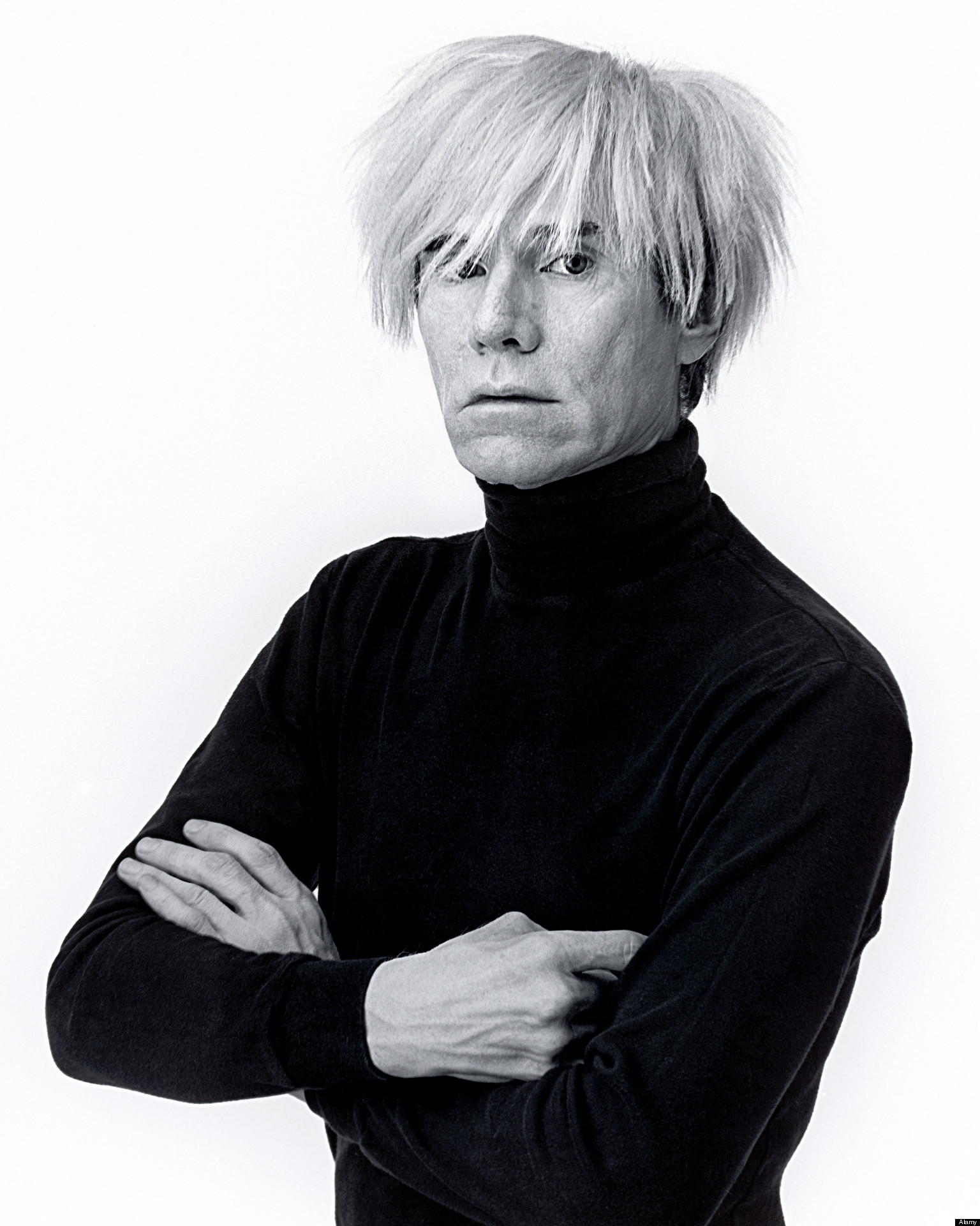 Andy Warhol is an iconic American artist who transformed our understanding of mass production and iconography