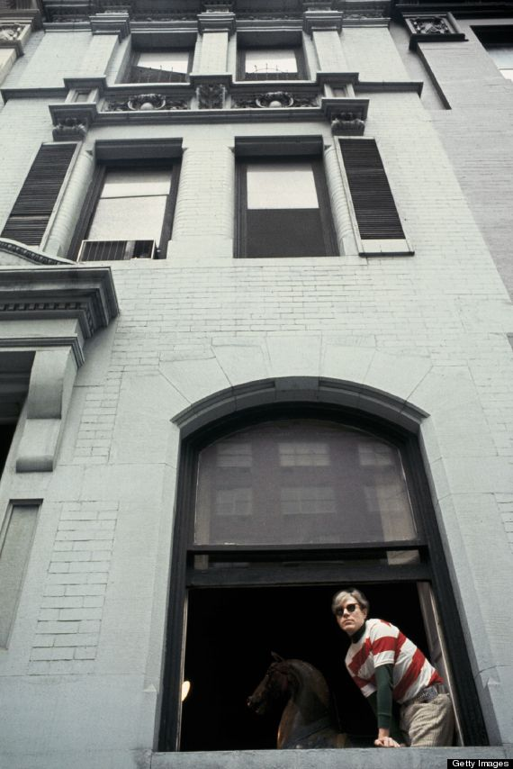 andy warhol house for sale