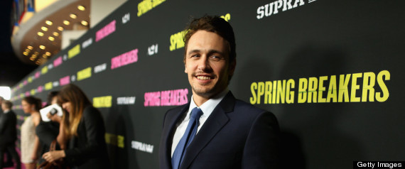 james franco spring breakers oscars