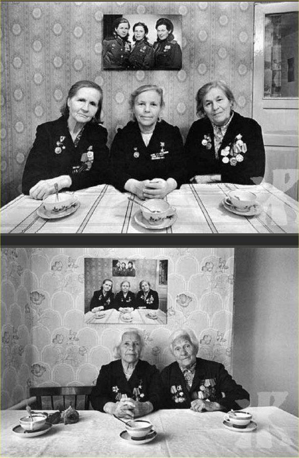 three sisters photo