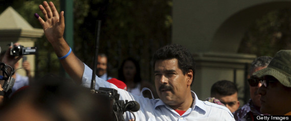 NICOLAS MADURO TO BE SWORN IN VENEZUELA PRESIDENT