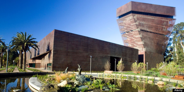 San francisco fine arts museums 39 s curator sues over firing for Museum craft design san francisco
