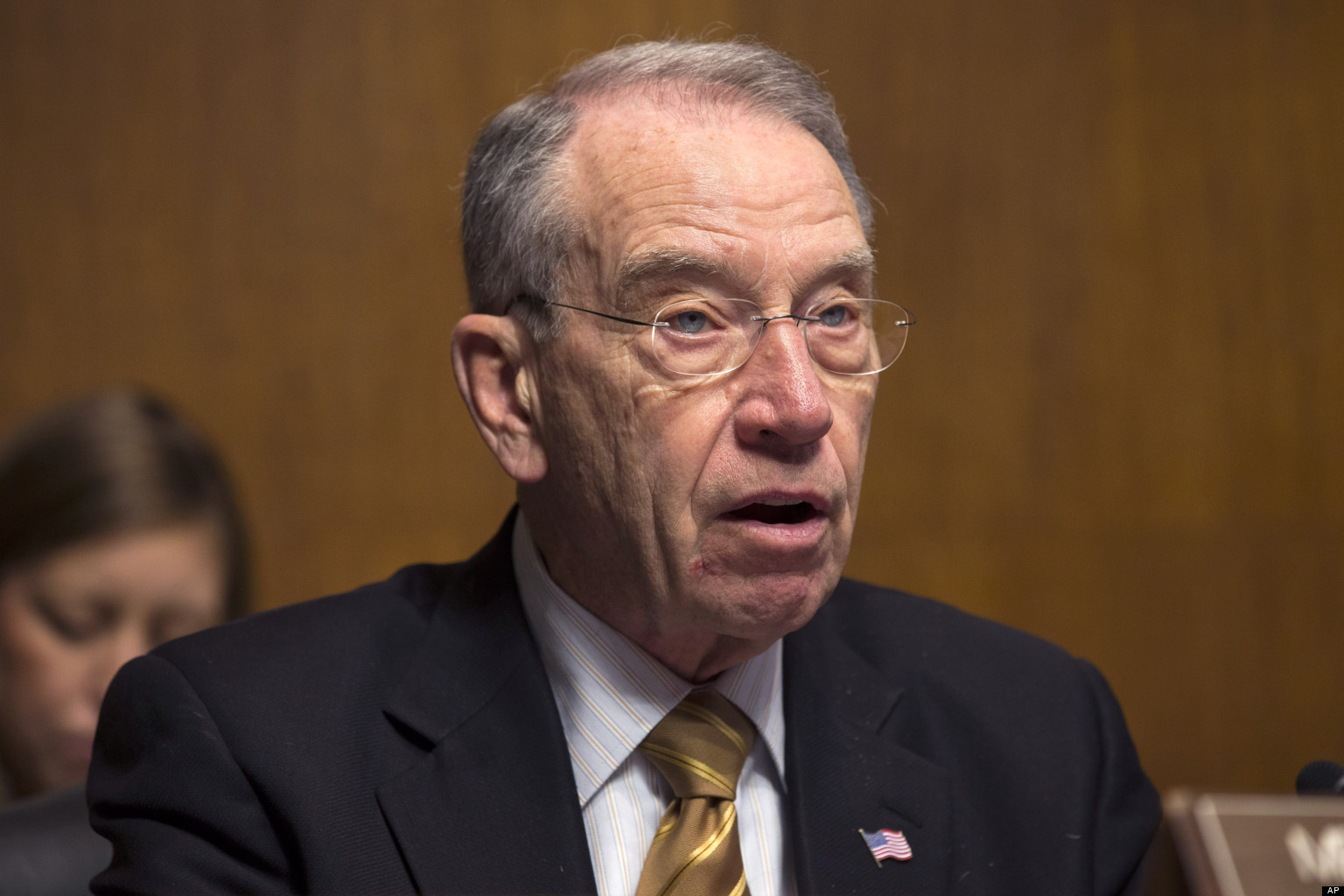 Chuck Grassley Ties Boston Bombings To Immigration