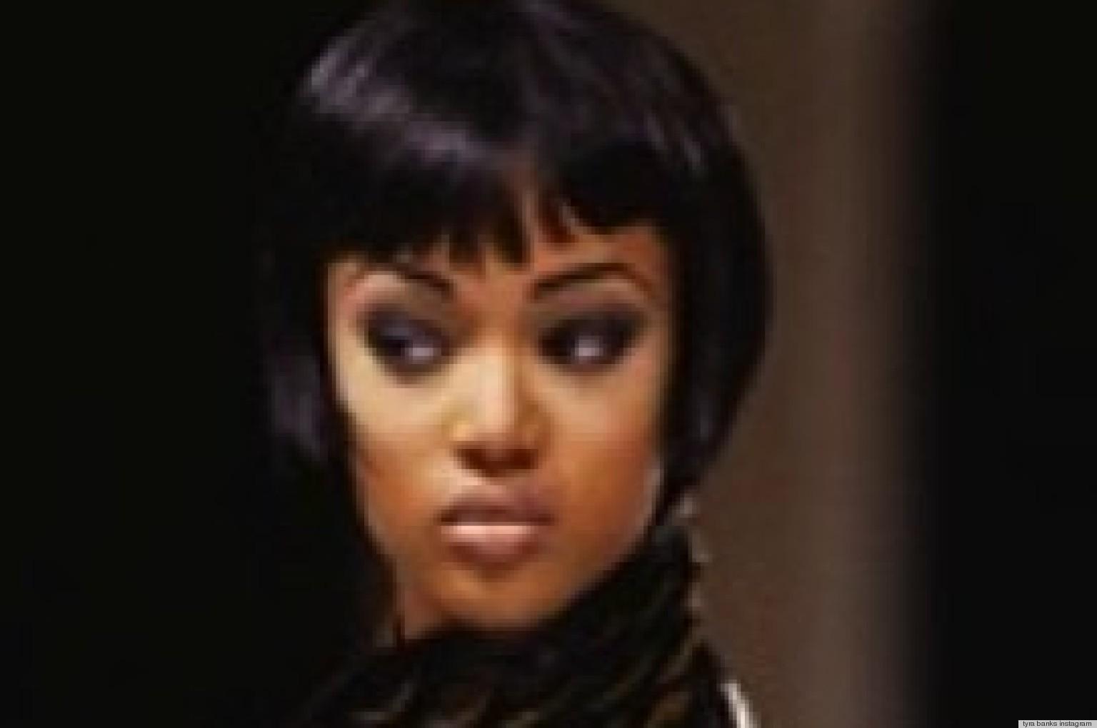 Tyra Banks Gif Fierce Tyra Banks  Runway