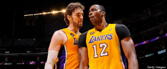 LAKERS PLAYOFFS