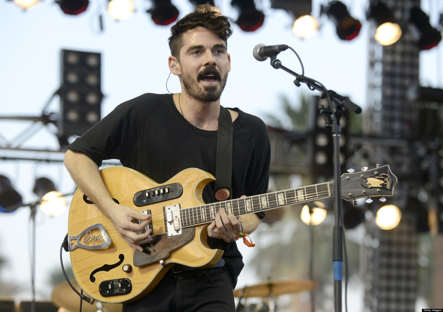 Local Natives On Coachella Growing Up Punk And Not Hating