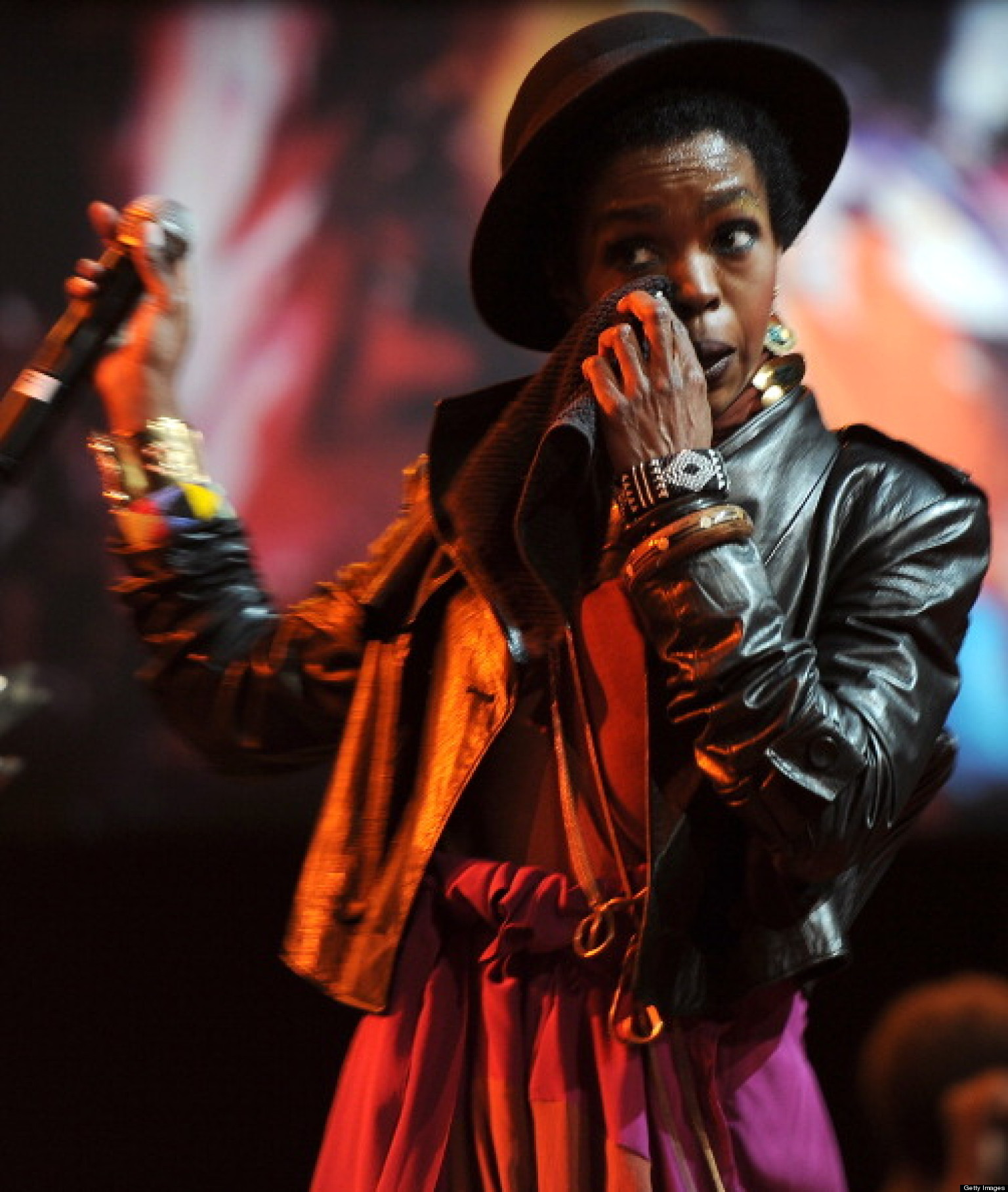 Lauryn Hill Issued Eviction Lawsuit By New Jersey Landlord ...
