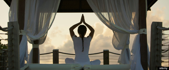 Best yoga retreats 2013