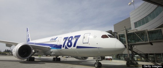 BOEING 787 GROUNDING LIFTED