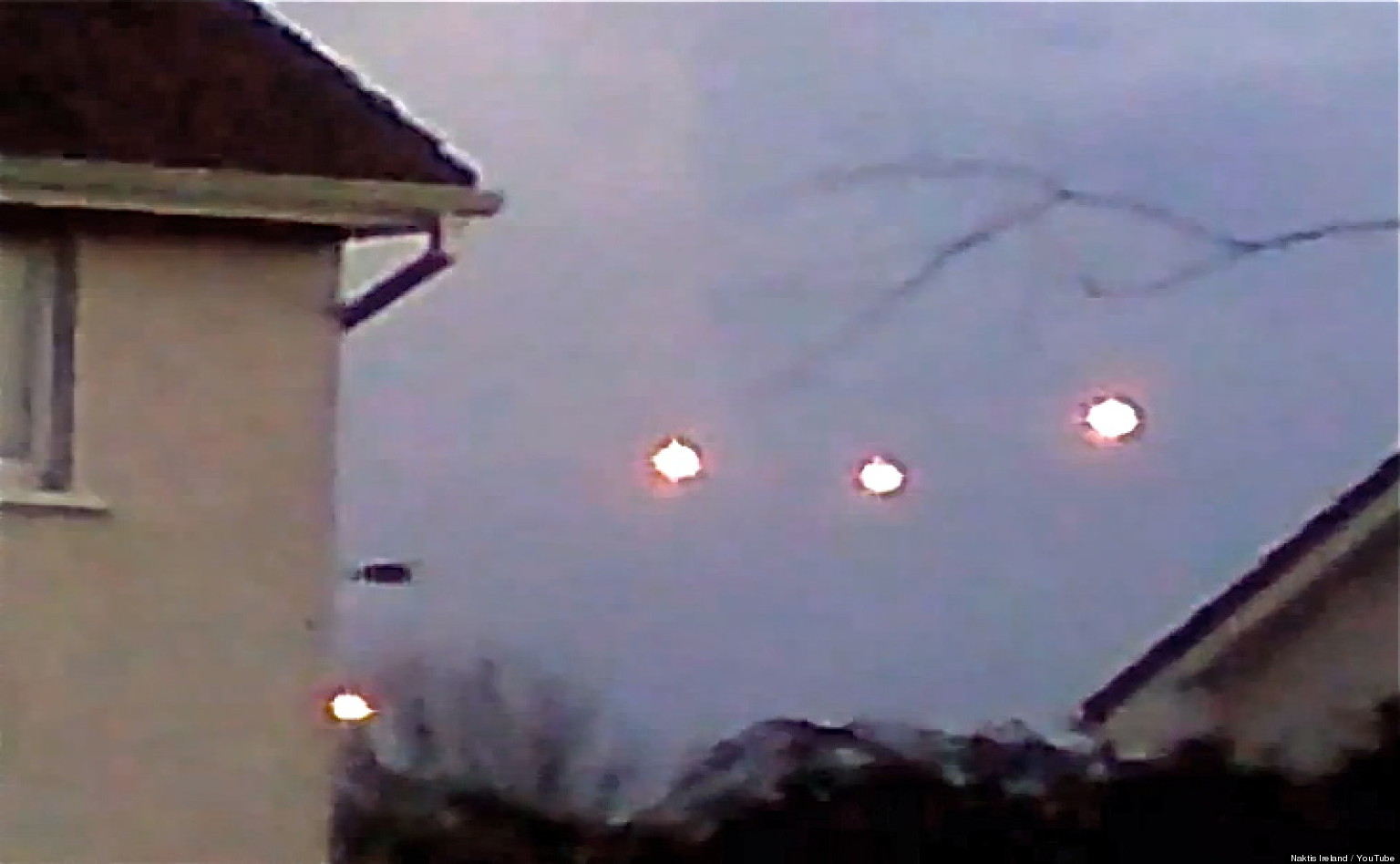 fireball ufos over ireland  clever hoax or unexplained