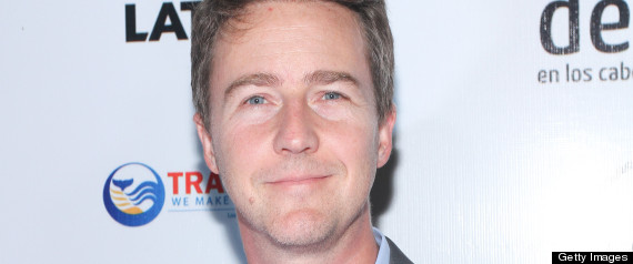 Edward Norton Married