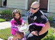 California Police Officer Michael Kohr Replaces Little Girl's Stolen Bike, Story Goes Viral On Facebook (PHOTO)
