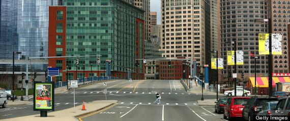 BOSTON MANHUNT COST