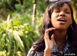 Diamond White's Beautiful Taylor Swift Cover (VIDEO)