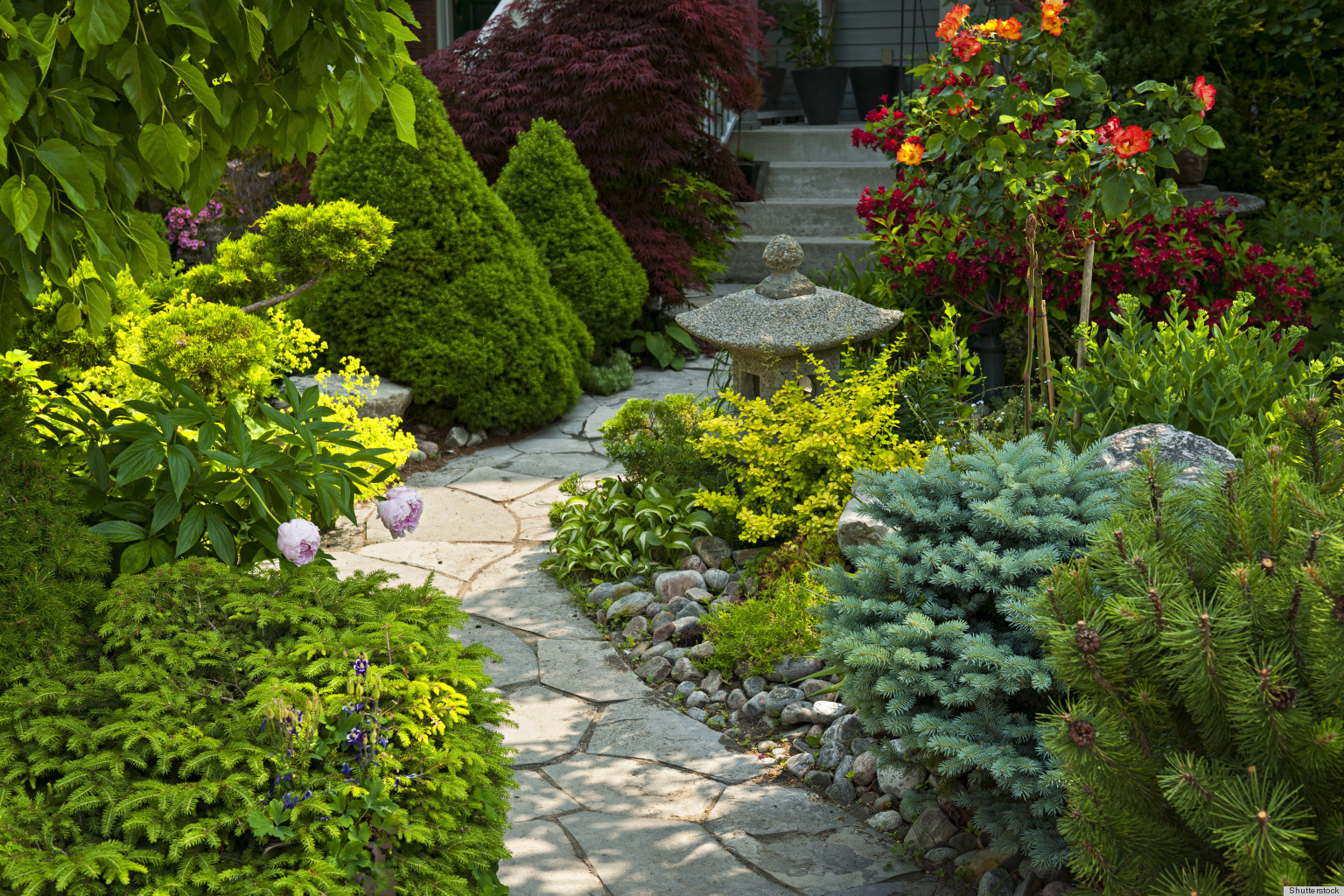 9 weekend diy ideas that will inspire your inner for Simple landscaping plants
