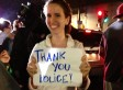 Boston Jubilant After Live Capture Of Terrorist Suspect