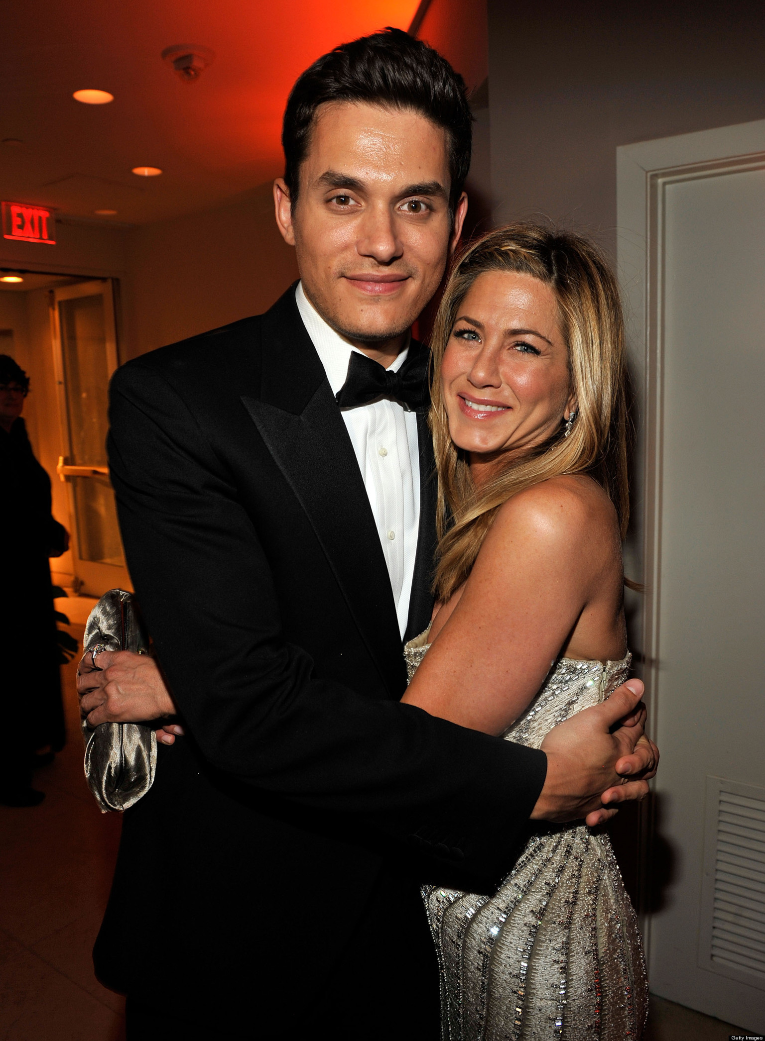 Jennifer Aniston, John Mayer Dine Two Tables Away From ...