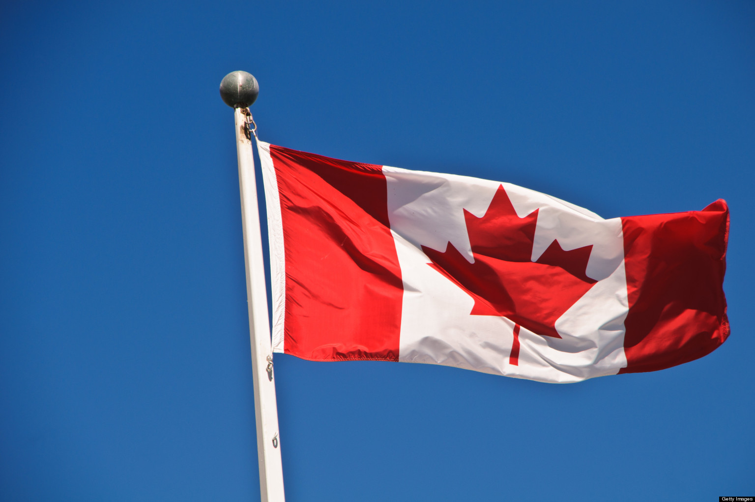Canadian Flag Ipad Wallpaper