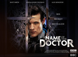 'Doctor Who' ... Gets A Name?