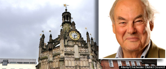 John Cherry Chichester District Council Racist