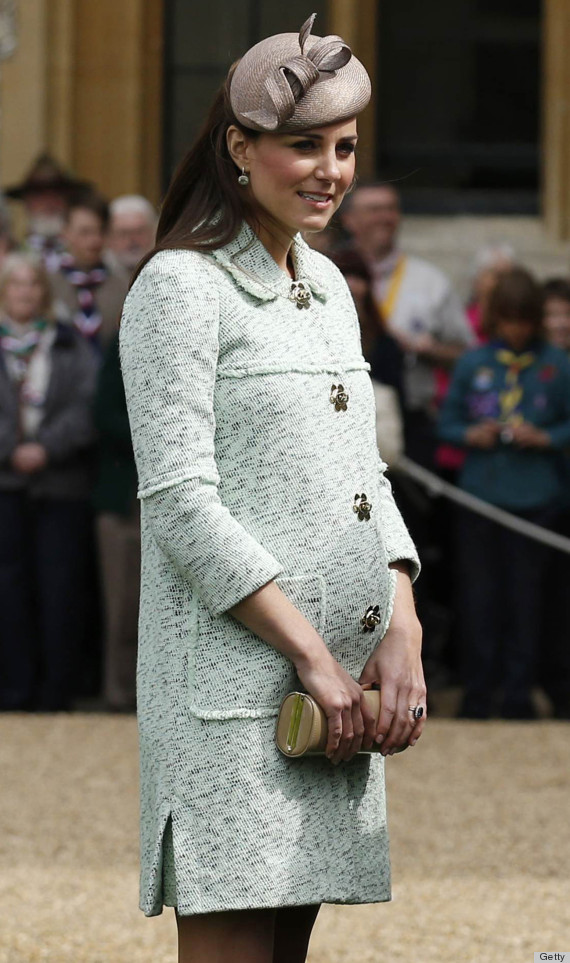 kate middleton mulberry coat